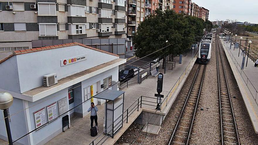Los nuevos accesos de la terminal de Sant Isidre costarán 1 millón