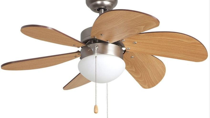 Los mejores ventiladores de techo Levante EMV