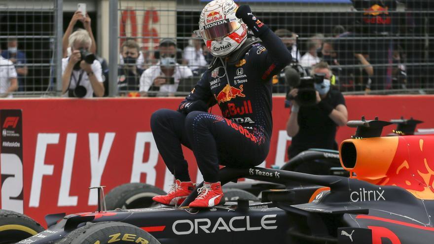 Verstappen se exhibe en el GP de Francia y refuerza su liderato