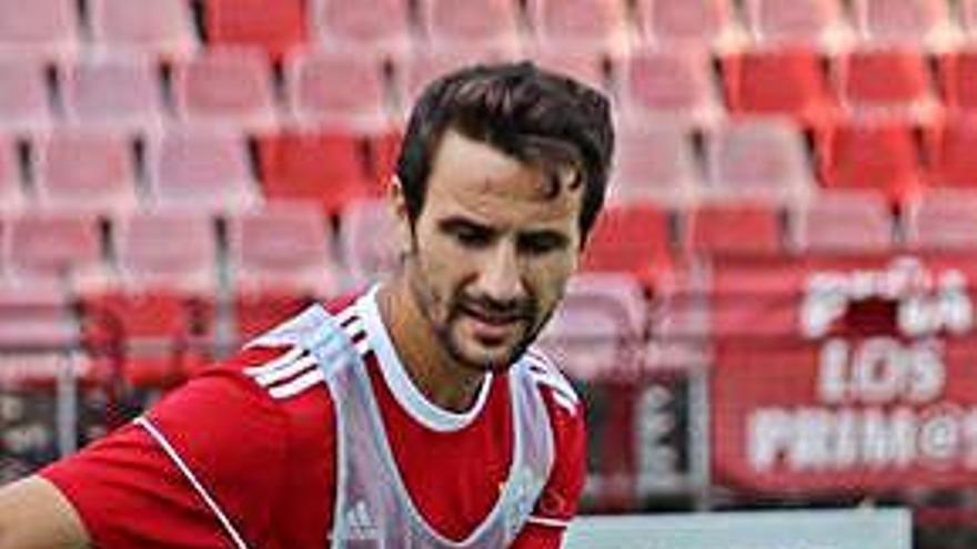 Juan Muñoz supera el covid y ya se entrena con el Leganés