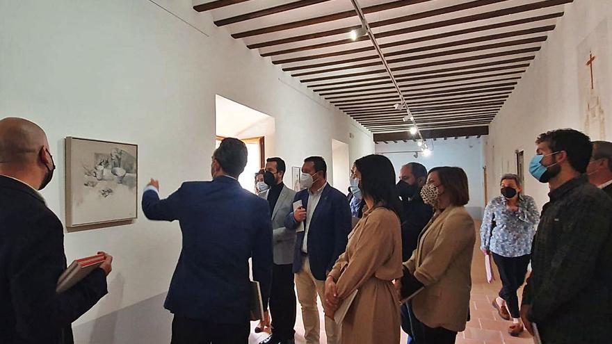 '1520:Obra en proceso' habla con el Castillo de Mula
