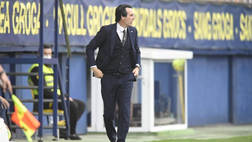 """Unai Emery: """"Los protagonistas deben ser los jugadores"""""""
