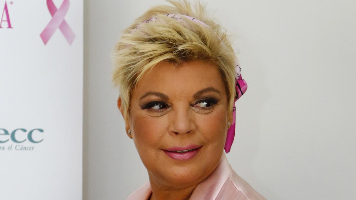 Terelu Campos, una de las concursantes de 'Masterchef Celebrity'.