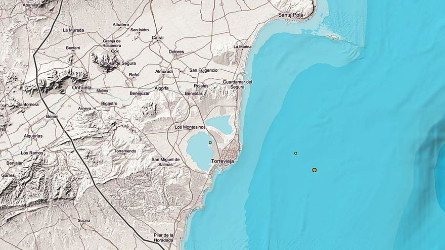 La Red Sísmica Nacional se moderniza en Guardamar y Elche para captar mejor los sismos