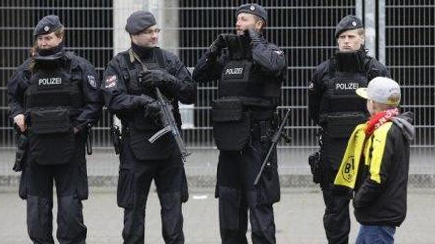 Misteri no resolt en l'atac de Dortmund