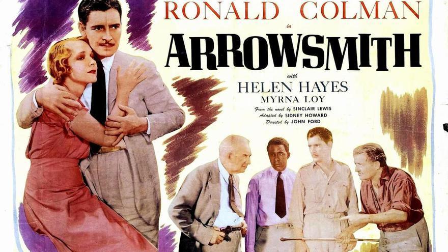 El ciclo Médicos de Película concluye este martes con 'El Doctor Arrowsmith'