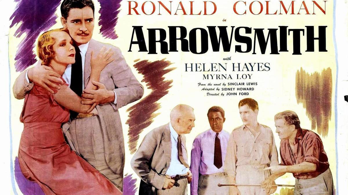 El ciclo Médicos de Película concluye este martes con la proyección del clásico 'El Doctor Arrowsmith'