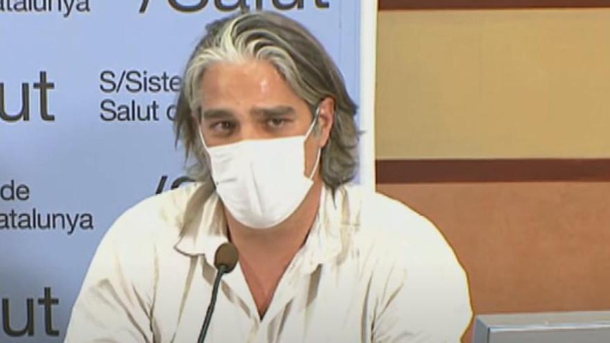 ¿Quién es Jacobo Mendioroz? El nuevo responsable catalán del coronavirus