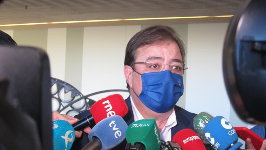 Vara aspira a una posición común del PSOE en financiación autonómica