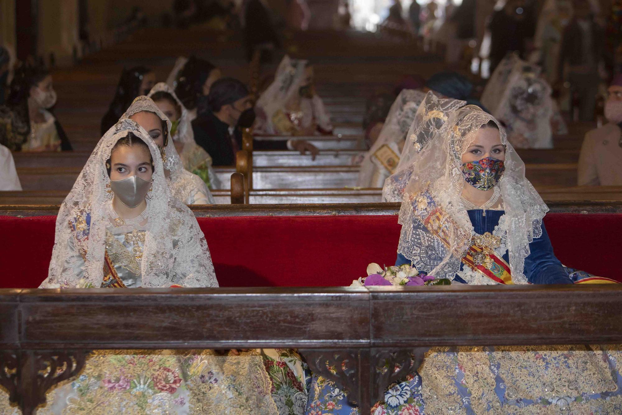 Ofrenda a la Mare de Déu de Xàtiva