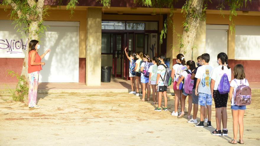 La presencialidad en Murcia llegará el 29 de abril para Infantil y una semana después a Primaria
