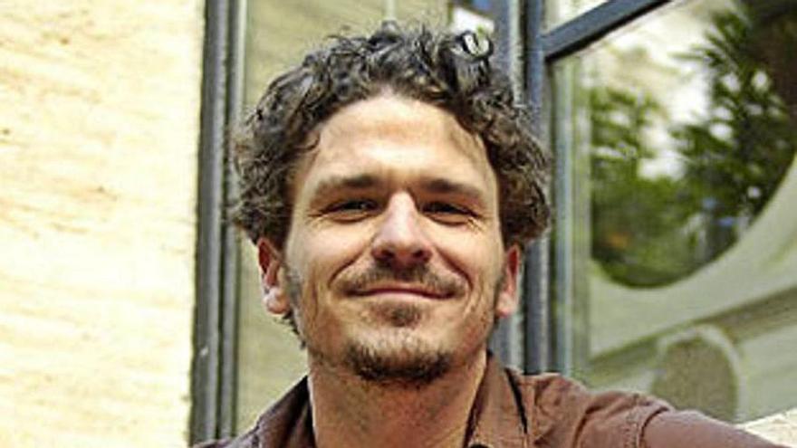 El escritor y editor estadounidense Dave Eggers, en una imagen de archivo .