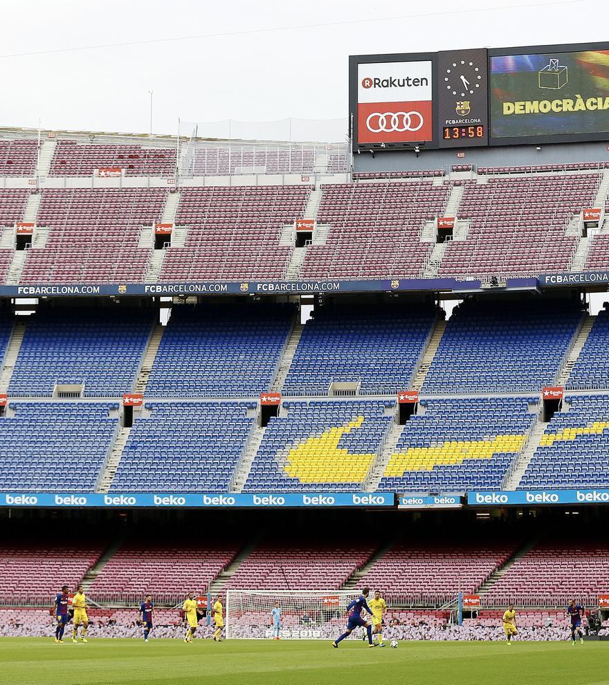 """Darias no cree que la vuelta del público a los estadios sea """"lo más aconsejable"""""""