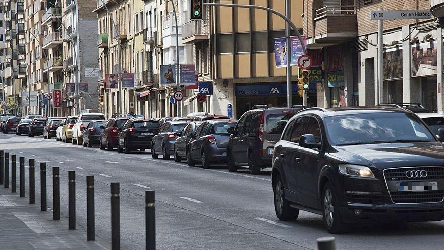 Millorar la mobilitat, un dels principals reptes del Govern de Manresa fins al 2023