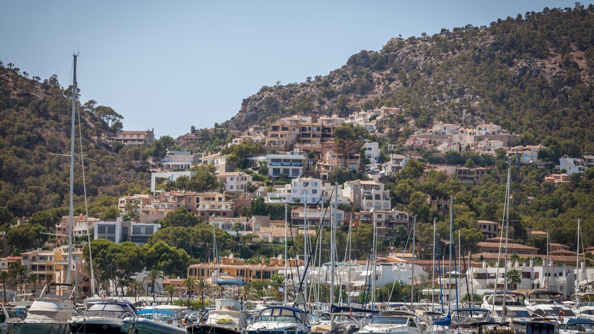El Puerto de Andratx en una imagen de archivo