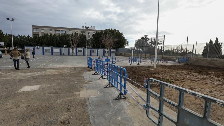 La ampliación del colegio de Las Bayas comenzará en cuatro meses