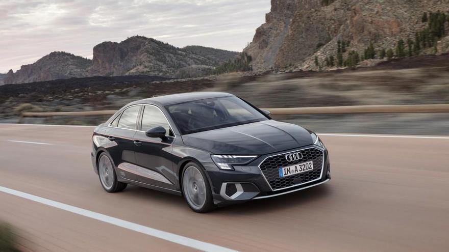 Audi presenta el A3 Sedan, que llegará desde 28.670 euros