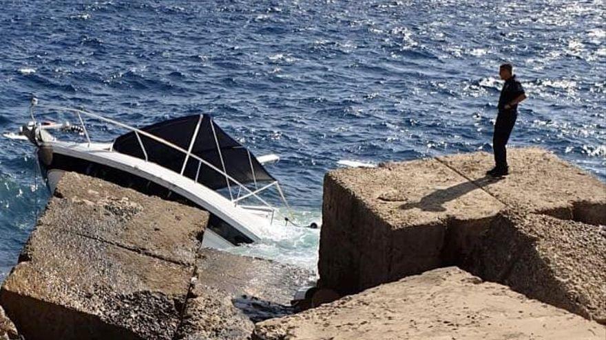 Deutsche Insassen von Motorboot vor Mallorca gerettet