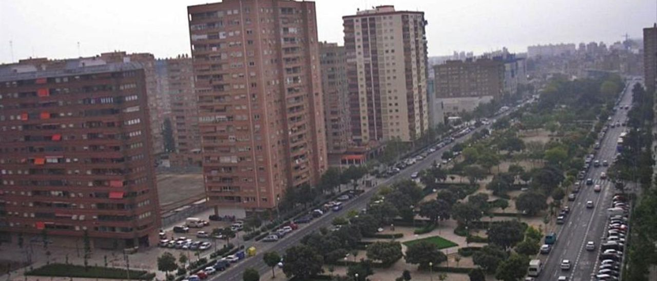 La Avenida de Blasco Ibáñez, en Pla del Real, es el barrio preferido por los valencianos para vivir.