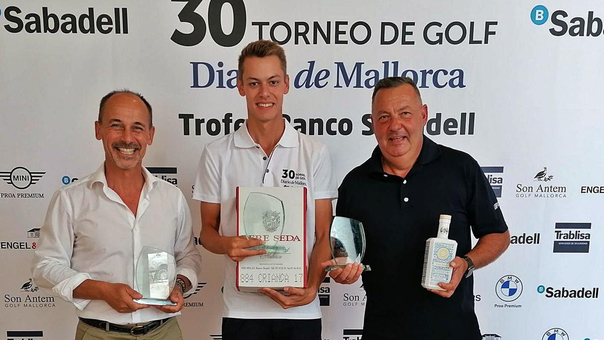 Torneo de Golf Diario de Mallorca.