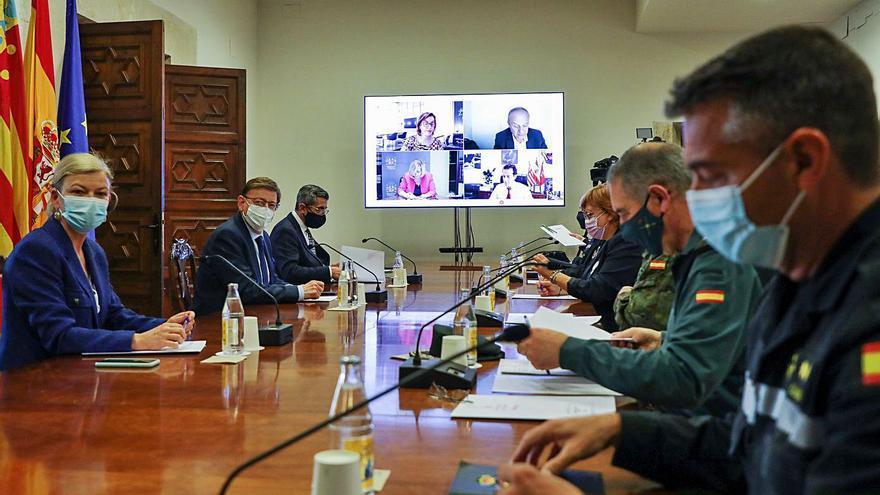La Generalitat moviliza a las fuerzas de seguridad para un control extremo de las restricciones el próximo fin de semana