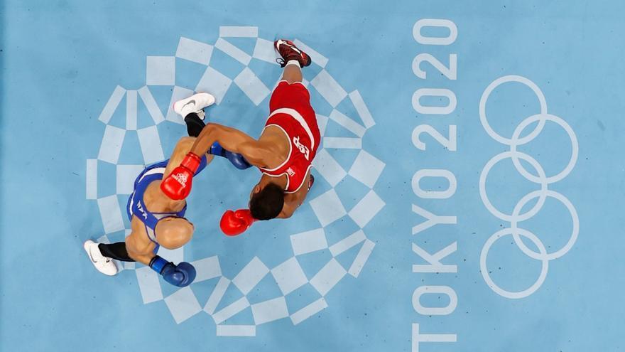 En directo | Reyes - De la Cruz, cuartos de final de boxeo de los Juegos Olímpicos de Tokio 2020