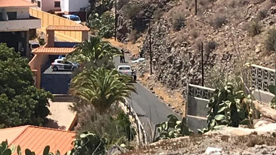 Un ciclista muere tras ser encontrado herido en Vecindario