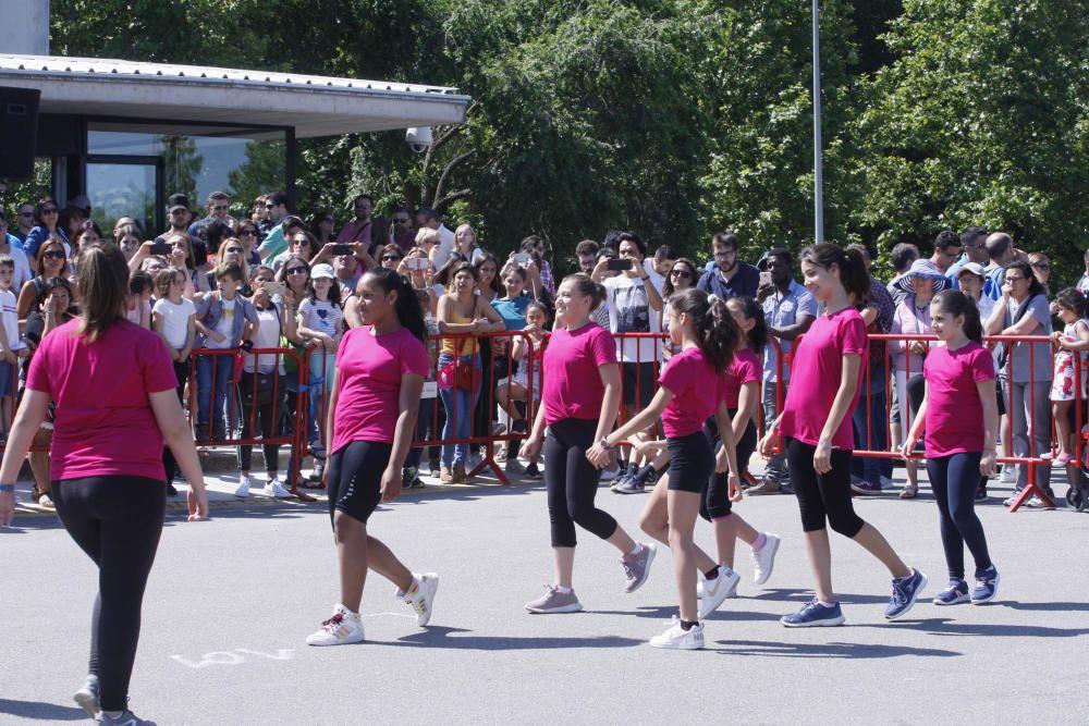 Jornada de Recreació i Esport a Girona