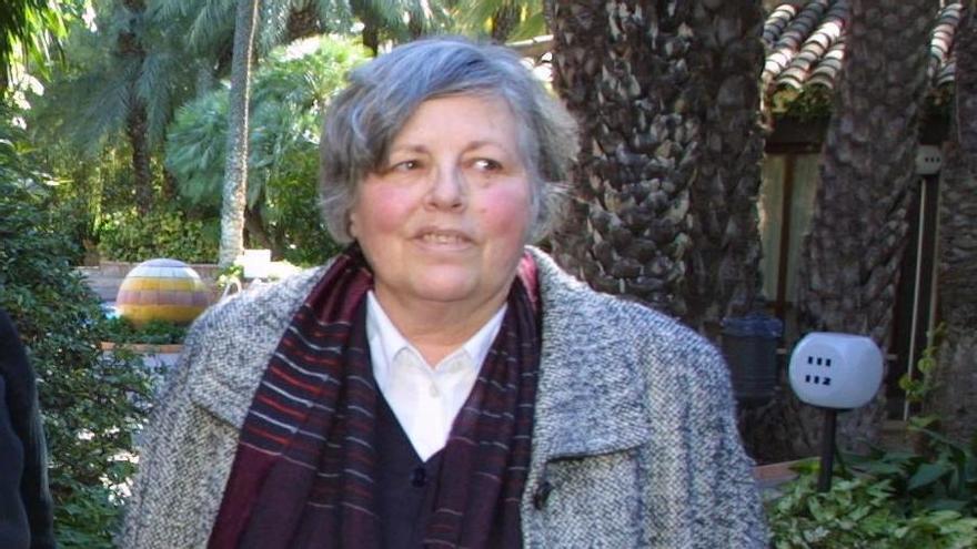 Pilar Amorós, la primera arquitecta de la provincia
