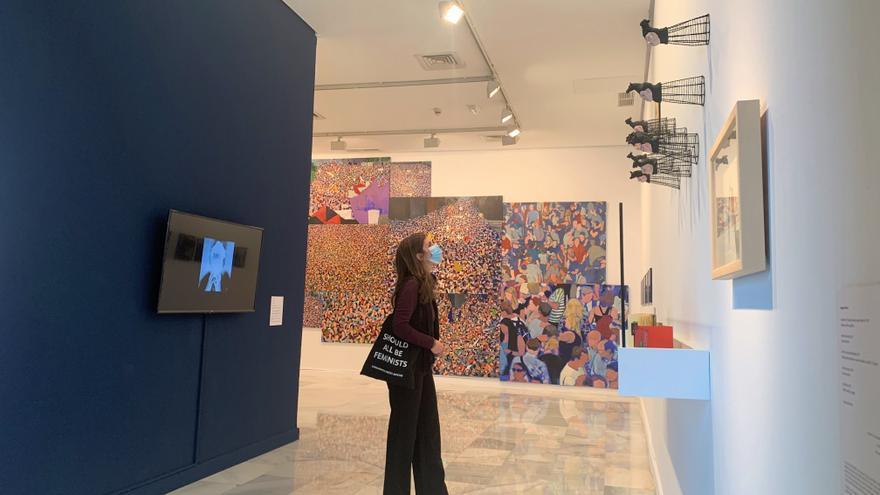 Últimos días para visitar las exposiciones del CAAM que apuestan por el talento artístico de Gran Canaria
