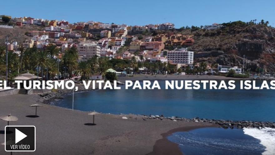Canarias celebra el Día Mundial del Turismo con esperanza en octubre