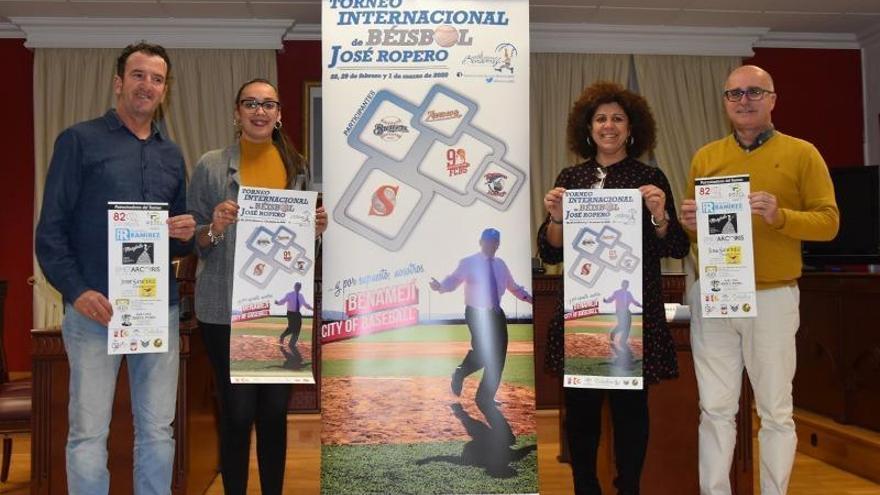 Benamejí celebrará un torneo internacional en memoria de José Ropero