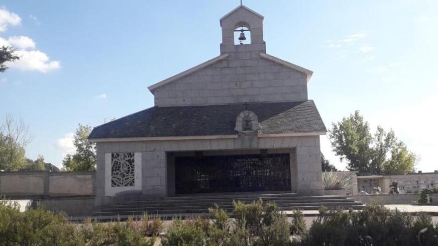 La tumba de Carmen Polo es de Patrimonio Nacional