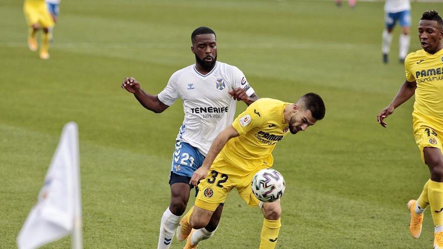 El Tenerife cae eliminado en el último minuto