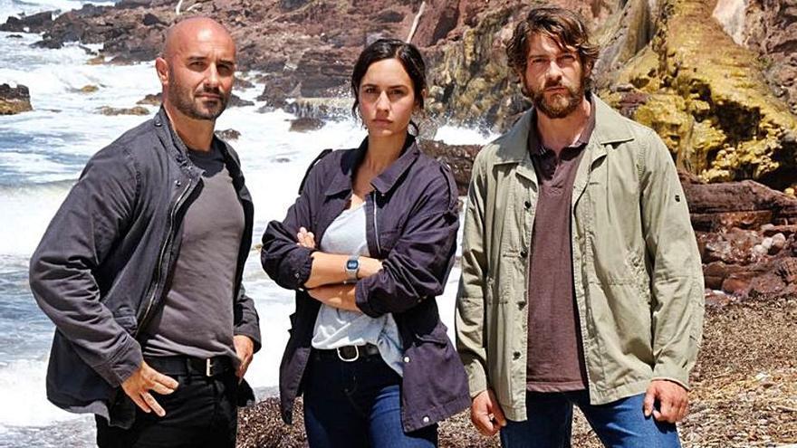 La sargento Campos regresa a La 1 con un nuevo caso en la serie 'La caza. Tramuntana'
