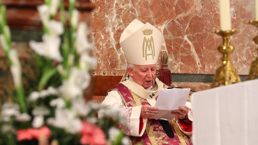 """El cardenal Cañizares dice que """"la ciencia y la técnica no son suficientes"""" ante el Covid-19"""