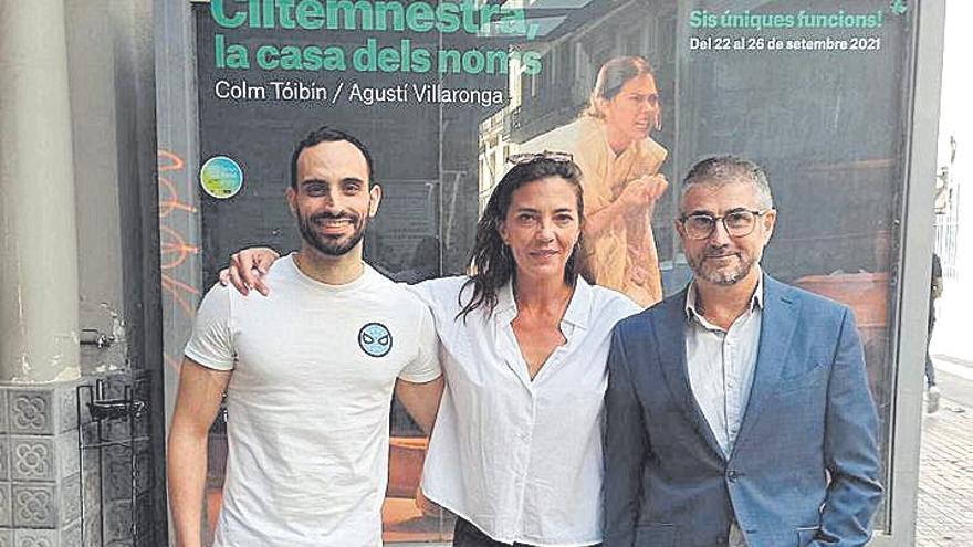 Agustí Villaronga | La producción 'Clitemnestra' se estrena en el Romea de Barcelona