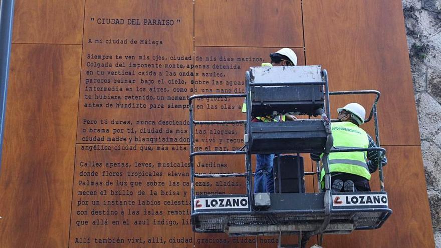 Denuncian errores de transcripción en el poema de Aleixandre 'Ciudad del Paraíso'