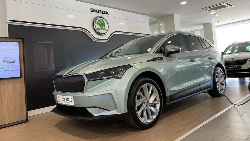 J.R. Valle te descubre la eficacia de la tecnología eléctrica del nuevo Škoda Enyaq iV