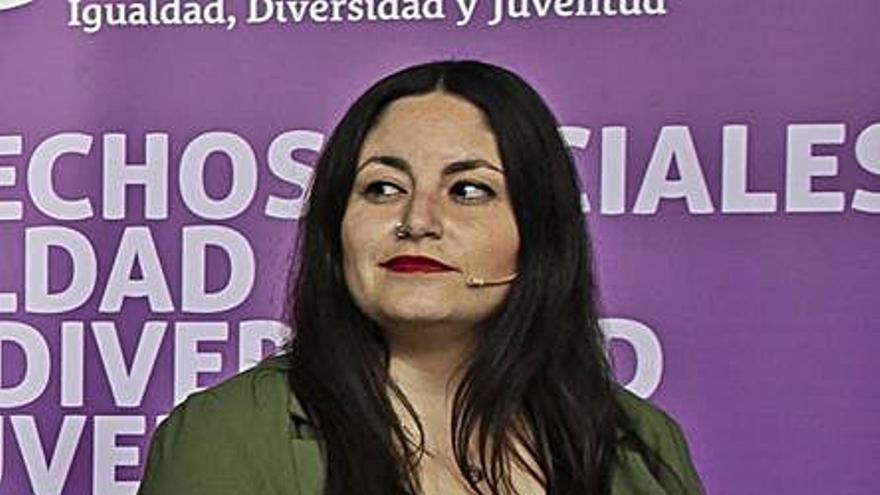 """Podemos mantiene su """"disgusto"""" con que se nombre a Blas Acosta como viceconsejero"""
