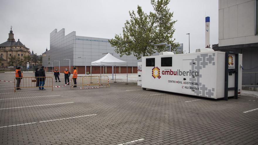Sanidad habilitará 15 módulos climatizados en Zamora para evitar esperas en la calle