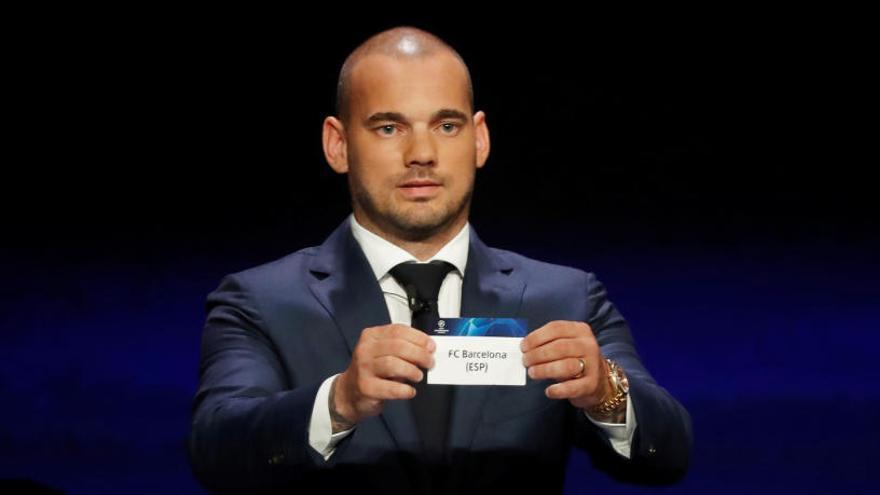 Borussia Dortmund, Inter i Slavia  de Praga seran els rivals del Barça