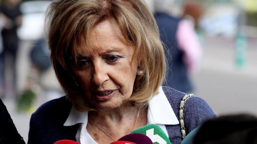 La nueva adicción de María Teresa Campos para superar su mal momento
