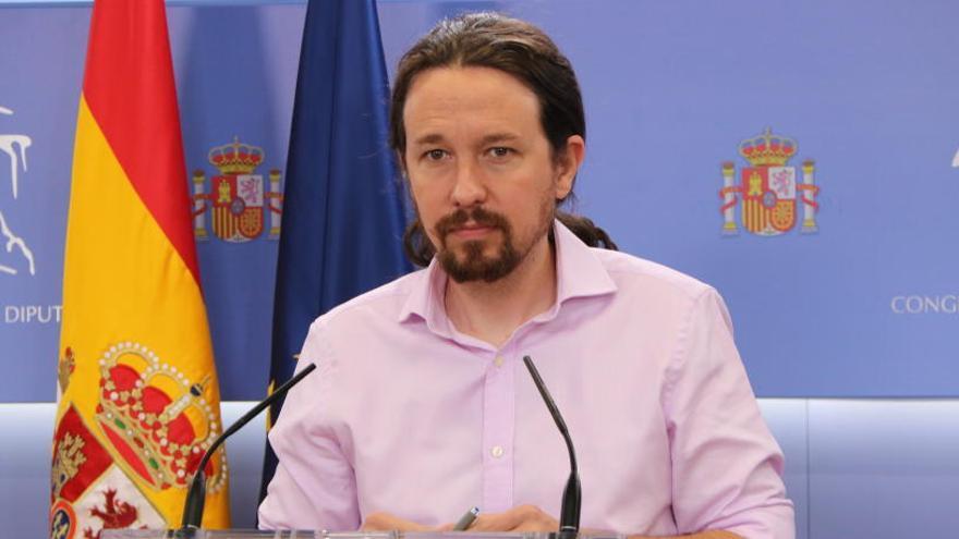 Iglesias: «Comparar el terrorisme amb els CDR és faltar el respecte a les víctimes»