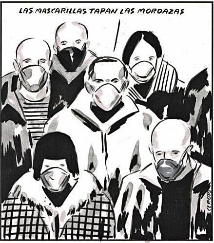 El álbum de   'El año de la peste'