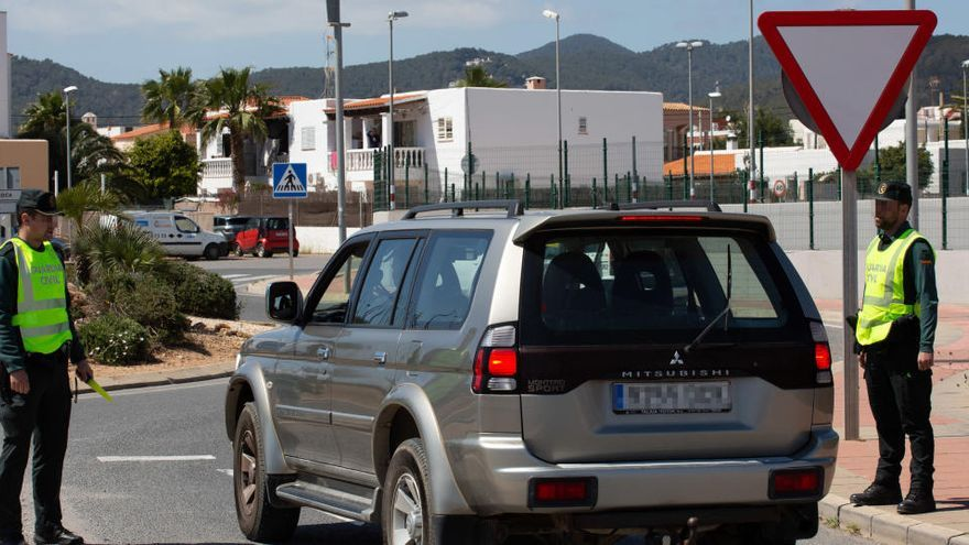 Más de mil denuncias por desobediencia en Baleares este fin de semana
