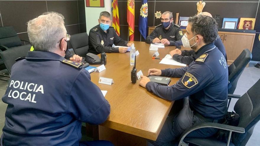 Controles en los accesos a Alicante desde las 15.00 horas del viernes hasta las 6.00 del lunes