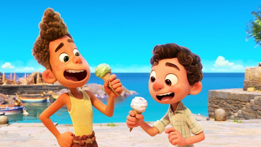 Llega el adelanto de 'Luca': lo nuevo de Pixar ensalza el poder de la amistad