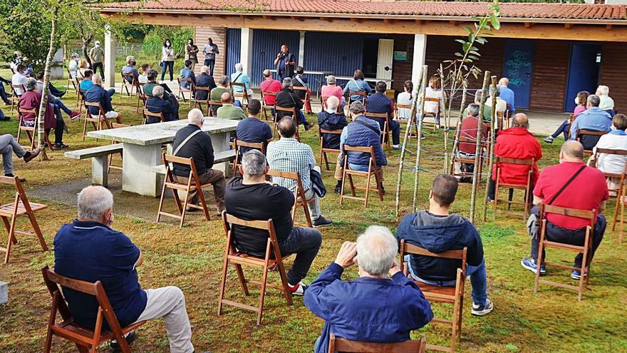 La Xunta exporta a seis concellos el modelo abegondés de abastecimiento de agua