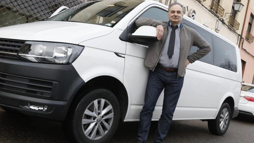 Un resquicio legal da a las empresas de VTC casi cien licencias de más en Asturias